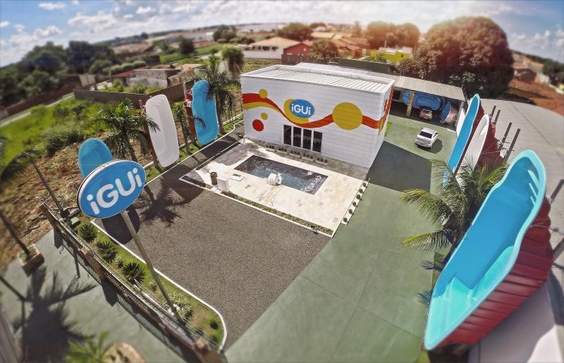 A iGUi, que nasceu em 2008, em Gravataí, conta com 650 unidades