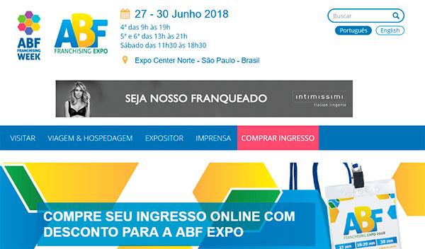 iGUi e TRATABEM destacam seus modelos de negócios na ABF Franchising Expo 2018