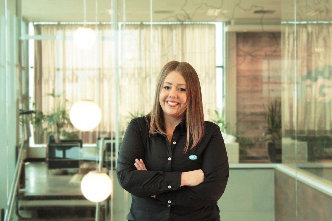 iGUi TRATABEM - Executiva Lilian Marques